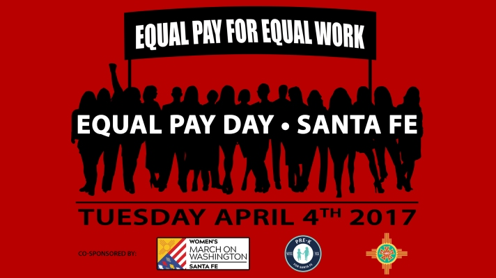 Equal Pay Day Santa Fe